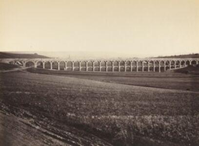 Arcades de pont sur Vanne (Arcades, Bridge over the Vanne)