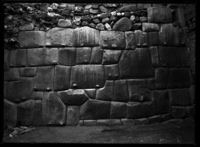 Doble muro. Muro del palacio de Inka, Cuzco