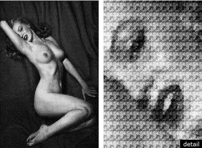 Marilyn vs Hugh Hefner