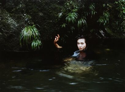 Untitled (Girl in pond)