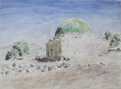 Makam in Nabi Saleh, Dura, Hebron