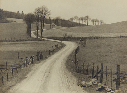 Untitled (country road)