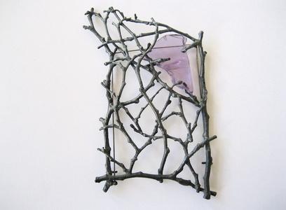 """""""Mondrian"""" brooch"""
