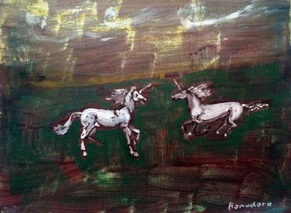 Frollicsome Unicorns