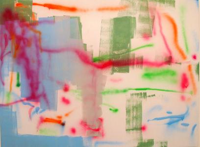 Pintura sem título (Paintbrush)