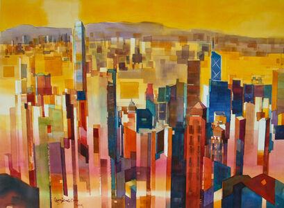 #4 Cityscape - Downtown Hong Kong