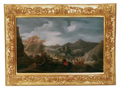 Jan van Huchtenberg , Dutch (1647 - 1733)