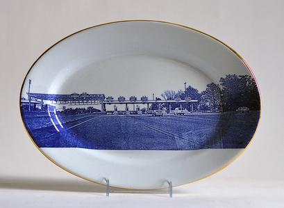 Scott's Cumbrian Blue(s), American Scenery, New Jersey Turnpike No. 4