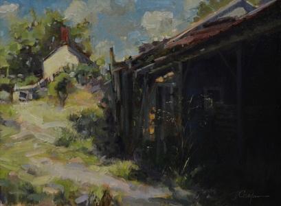 Vanishing Barn