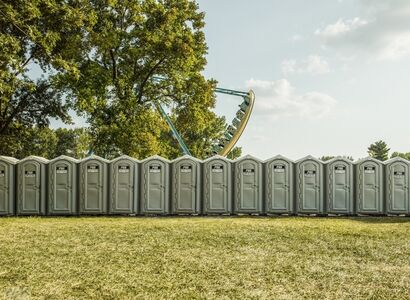 Port-O-Potties;