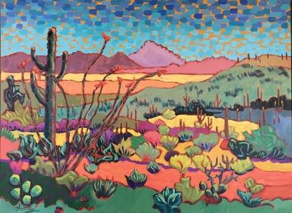 """Desert Spring Color"""