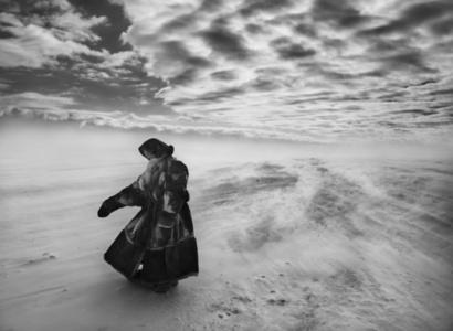 Nenet people. Yamal Peninsula. Siberia. Russia