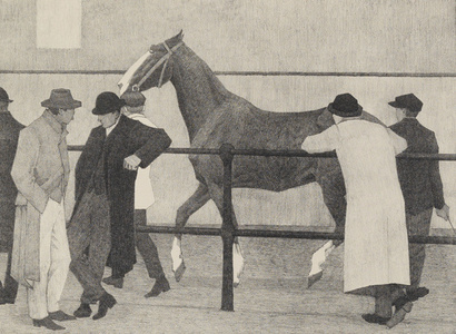 Horse Dealers (Ward's Repository No 1)