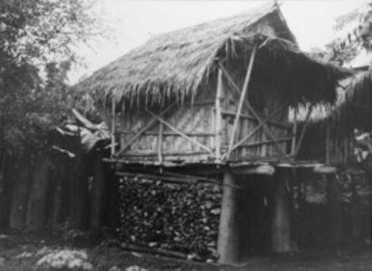House Built on Bomb Cases