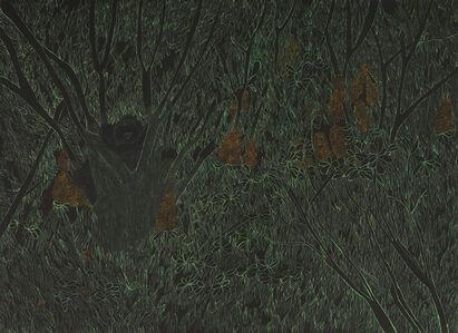 Untitled VI (Sleeping Gorillas)