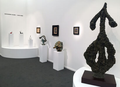 Galerie Thomas at Frieze Masters 2017