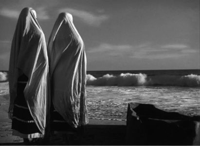 Film still from La Perla
