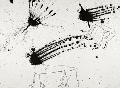 Feather head Walkers