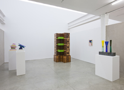 Ettore Sottsass: A Survey, 1992-2007
