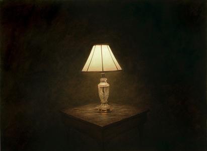 Viking Hotel Lamp