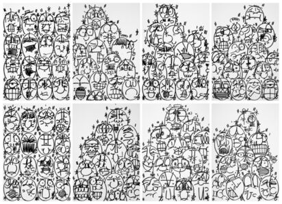 Philadelphia Greatness, 115 Faces (The Death of Kings)