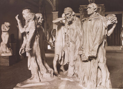 Les Bourgeois de Calais (The Burghers of Calais)