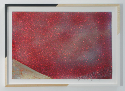 Untitled (Ruby Repose)