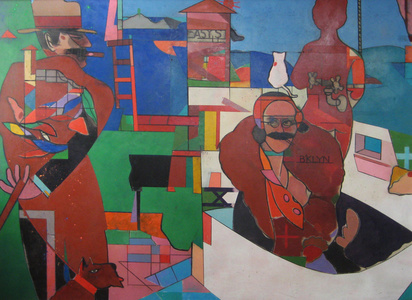 The Cubist 1982
