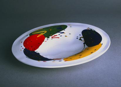 Cup > Platter