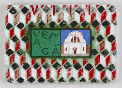 The Stones of Venice San Trovaso, Venaga