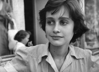 Israeli Teenager, Mirian Schnook, age 15, Tel Aviv