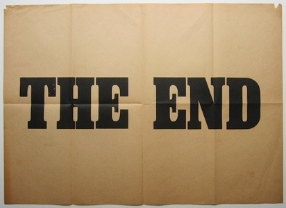 The End, Ed. of 5