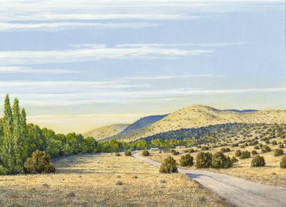 Past La Mancha
