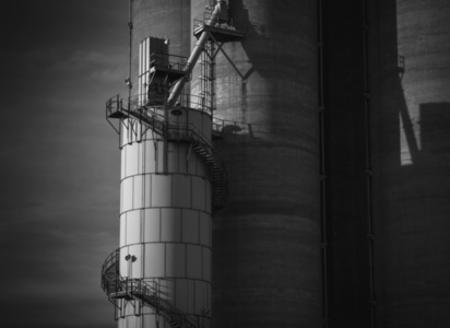 St Mary's Cement Silo