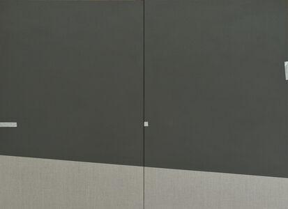 墨綠 紙膠帶 Painter's Tapes on Blackish Green