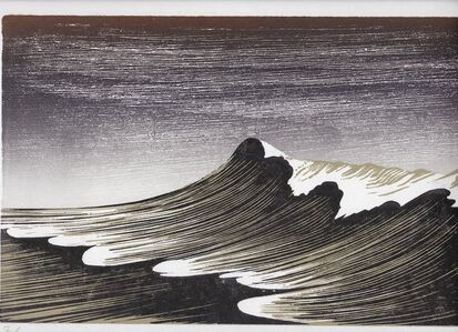Winter Wave