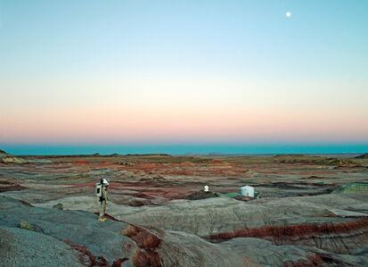 Mars Desert Research Station #11 [MDRS], Mars Society, San Rafael Swell, Utah