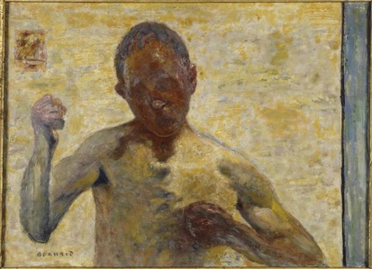 Le Boxeur (portrait de l'artiste) (The Boxer, portrait of the artist)