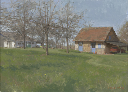 Normandie Cottage with Apple Trees