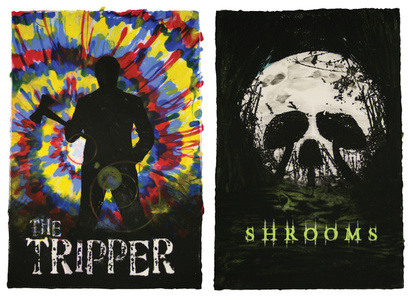 The Tripper (2006) On 4.20, Hippie Blood Will Trickle Down / Shrooms (2007) Get Ready to Get Wasted
