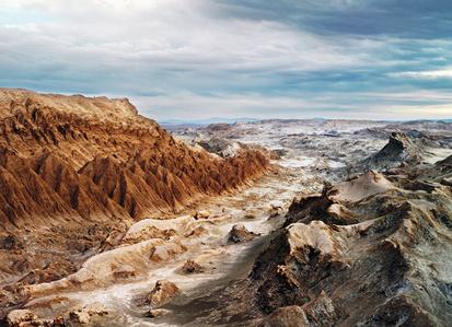 MOON VALLEY, Atacama desert, Lunar Robotic Research [NASA], Chile
