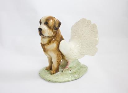 Bird Dog I (Saint Bernard Dove)