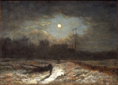 Winter Moonlight (Christmas Eve)