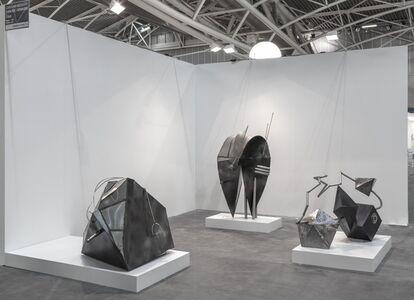 carlier   gebauer at Artissima 2017