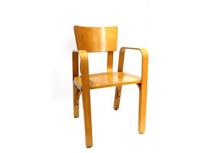 Bent Wood Child's Chairs