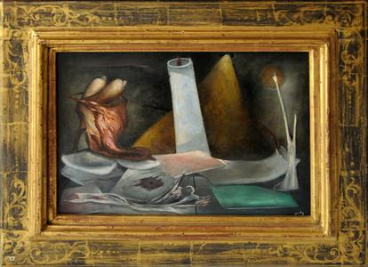 Surrealistic Composition 1938