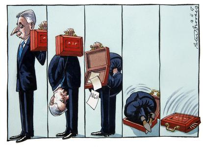 Hammond's Budget