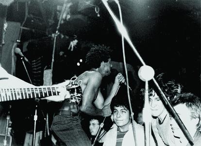 HR, CBGB's (2)