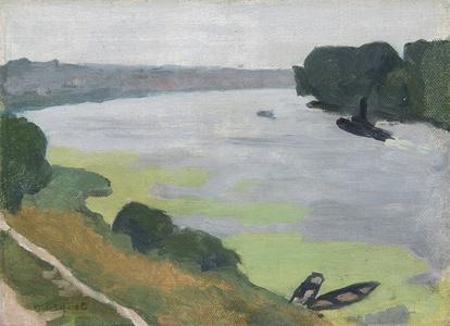 La Seine à Herblay