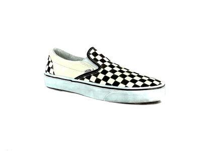 Checkered Van